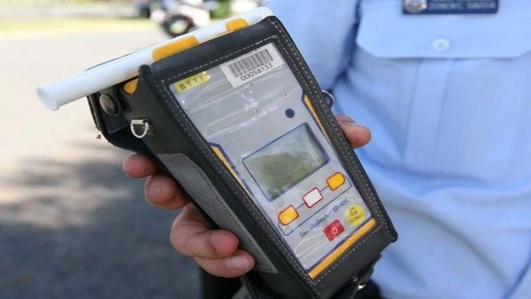 Warwick Man Busted Twice for Drink Driving