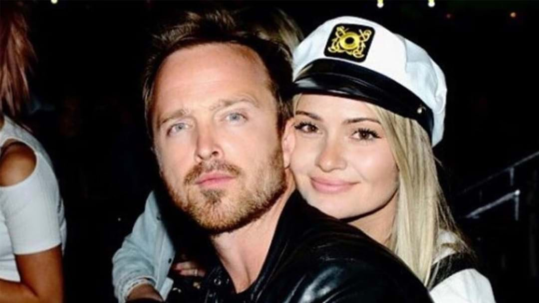Aaron Paul & His Wife Lauren Have Welcomed A Baby Girl Into The World!