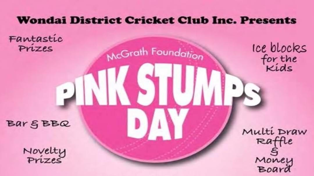 Pink Stumps Charity Lawn Bowls Night – Wondai