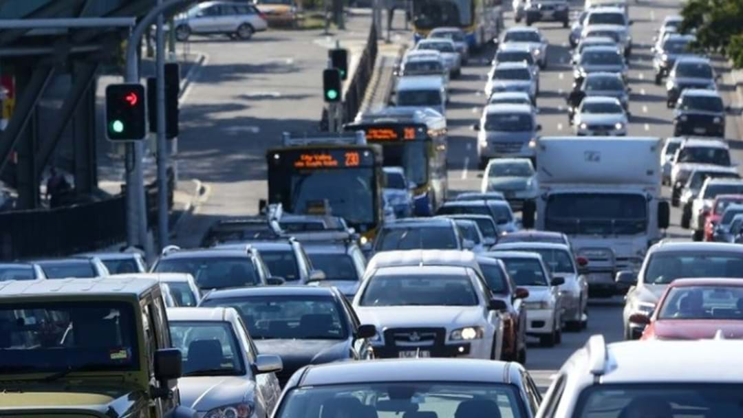 A 'Congestion Tax' Could Be Introduced For Brisbane Motorists