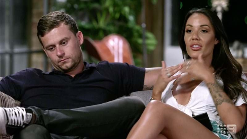 Article heading image for Ryan Reveals What It's Like Seeing Davina Cheat On 'Married At First Sight'