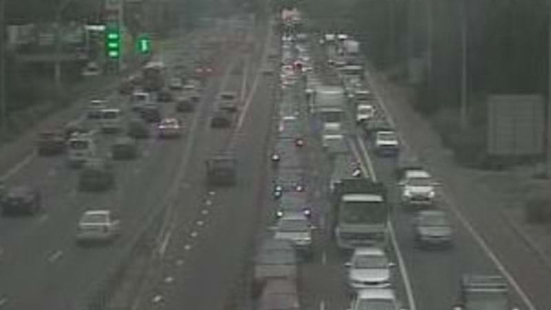 Article heading image for Road Repairs Keeping M5 Closed Westbound After Truck Fire