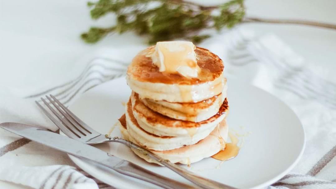 Matt Preston Reveals The Best Pancake Hack & We Have To Try It Now!