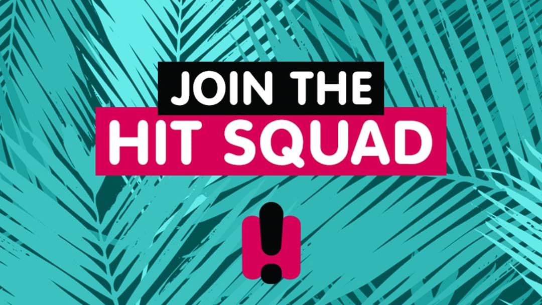 Want to join the Hit Squad? Apply here