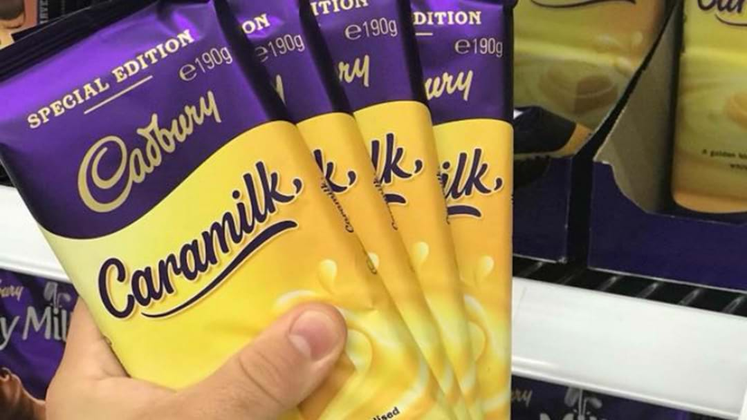 We've Located The Melbourne Stores That Stock Caramilk Chocolate!