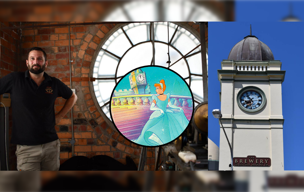 Article heading image for The Brewery Clock Is Fixed, Now You Can Have A Cinderella Moment