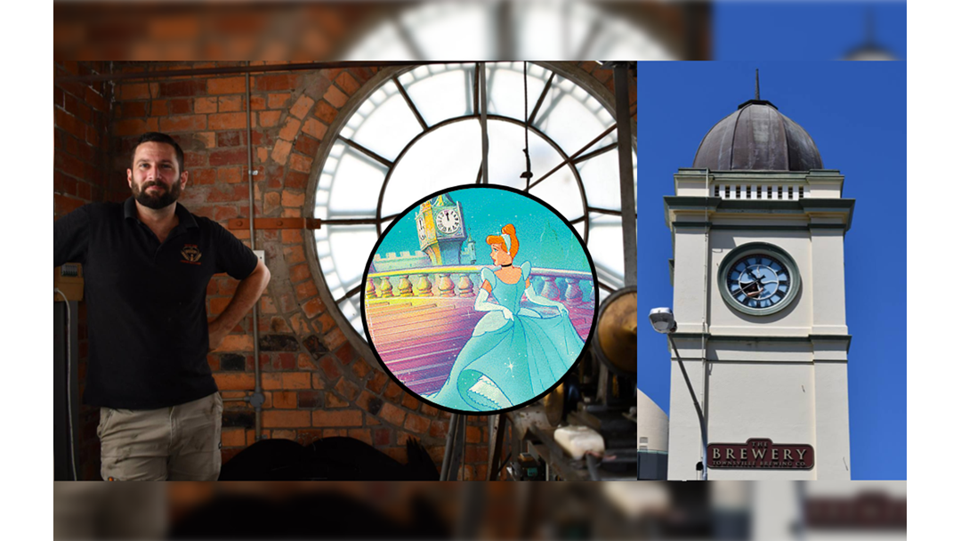 The Brewery Clock Is Fixed, Now You Can Have A Cinderella Moment