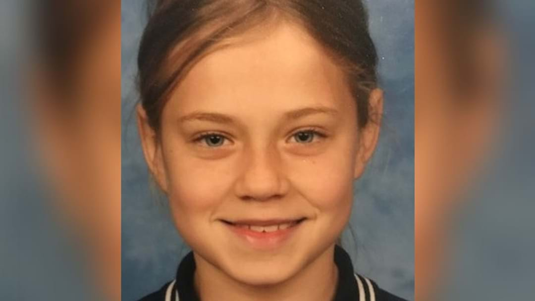 Police Searching For Missing 10-Year-Old Girl