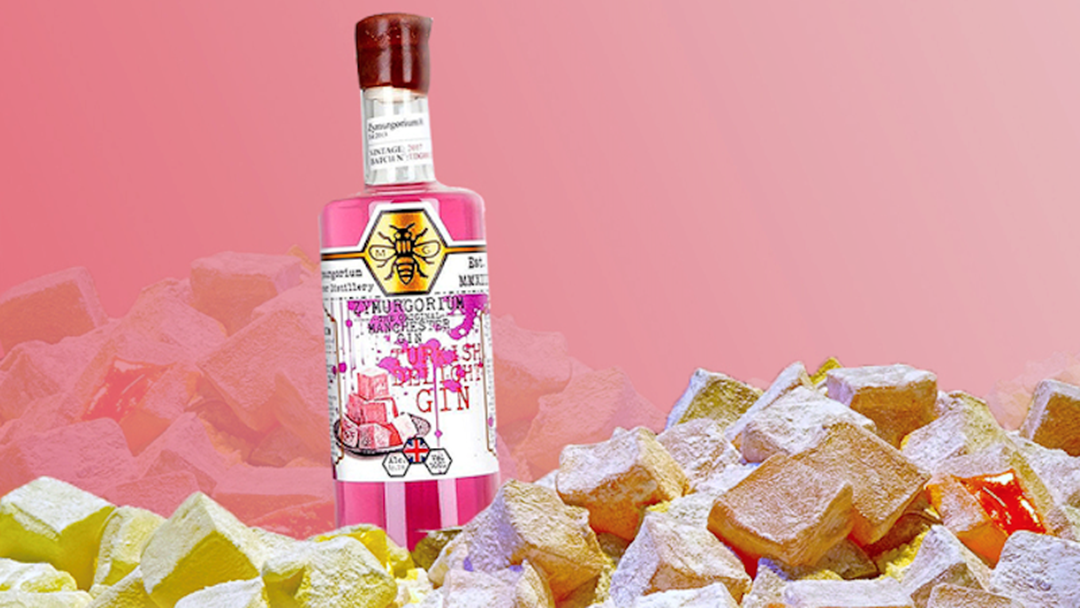 Turkish Delight Gin Is The Prettiest Thing We've Seen All Day