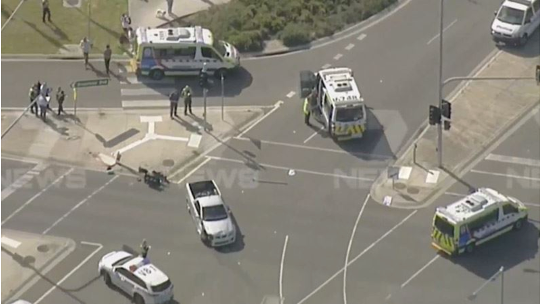 Police Arrest Man In Connection With Pakenham Ute Hit And Run