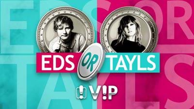 Win your way to Ed Sheeran or Taylor Swift!