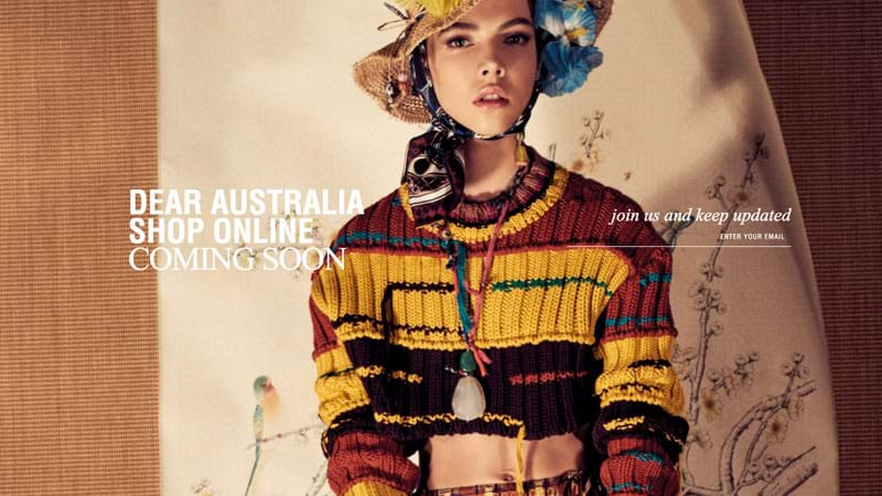Article heading image for Zara Is FINALLY Going To Be Launching An Australian Website!