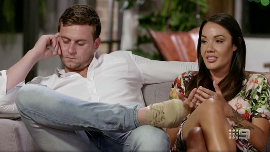 Ryan Absolutely Slammed Davina On 'MAFS' Tonight & Australia Loved It!