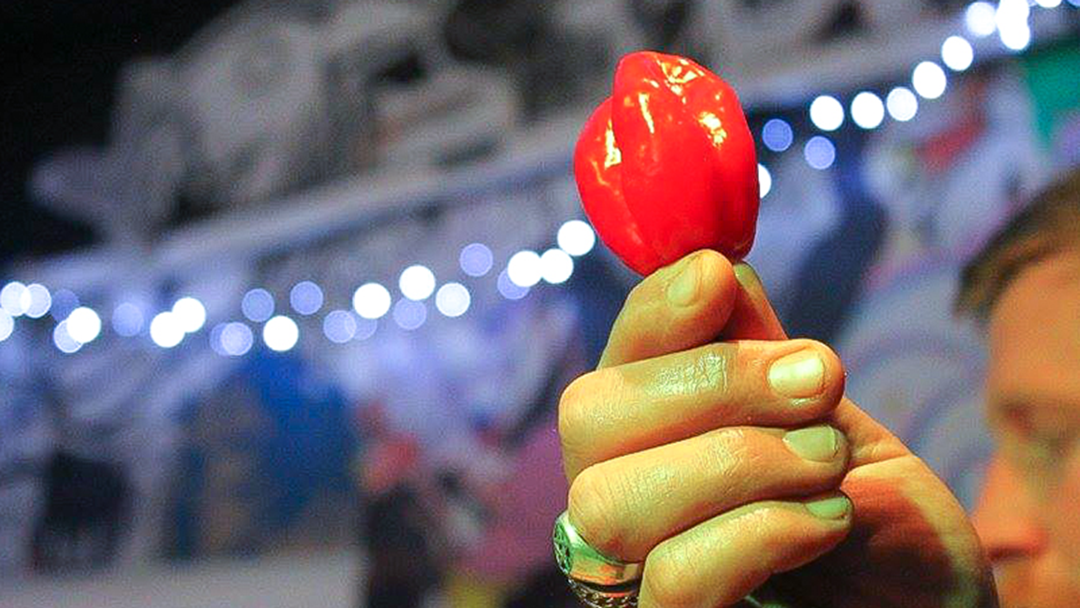 Melbourne Is Getting A Chilli Eating Contest Next Month