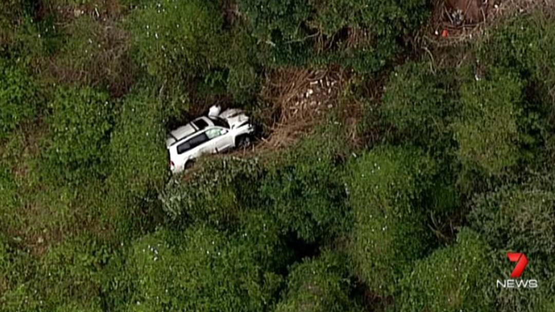Sydney Man Miraculously Survives After Car Plunges 20 Off Cliff