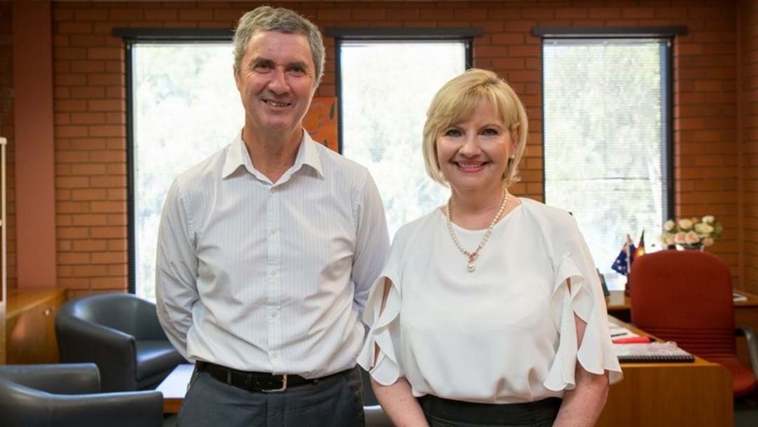Catch Up With The Mayor And CEO in Mooroopna!