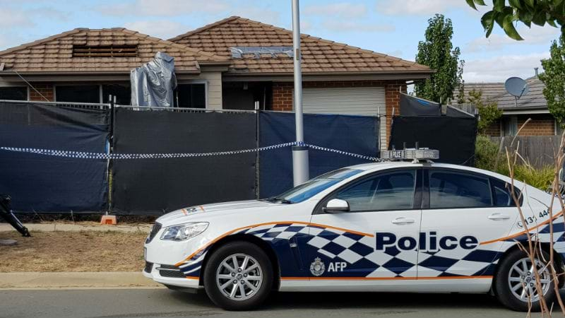 Three Die in Canberra House Fire