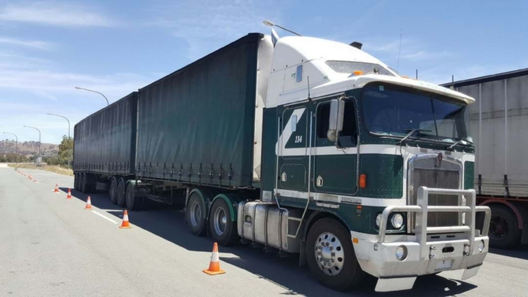 119 Fatigue Law Breaches Detected During Heavy Vehicle Checks
