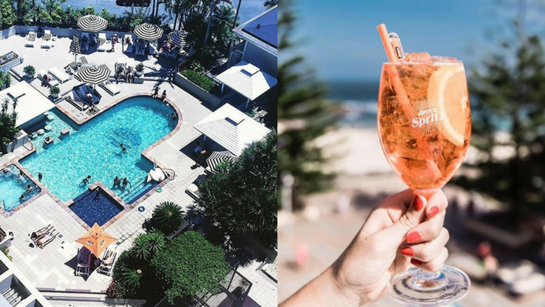 A Retro Pool Party Makes A Splash In Surfers Paradise This Weekend