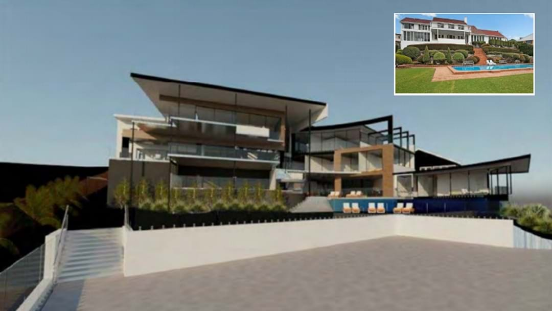PHOTOS: Check Out Newcastle's Most Expensive Home!