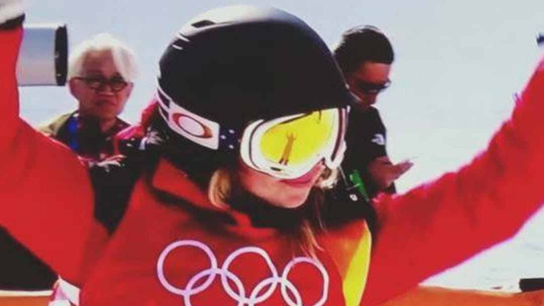 OLYMPIAN BECOMES INTERNET SENSATION WITH AVERAGE PERFORMANCE