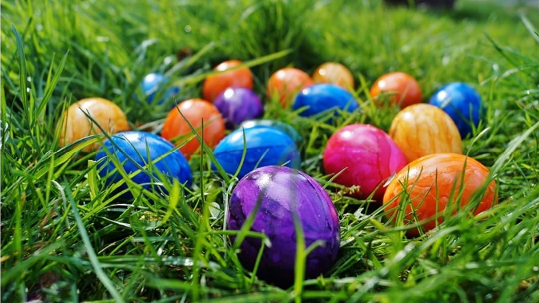 The Dalby Apex Easter Egg Hunt is ON!