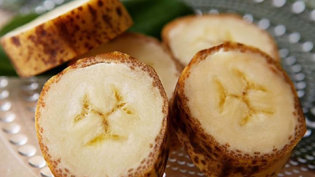 Japanese Scientists Have Invented Edible Banana Peels
