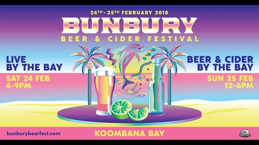 Live By The Bay | Bunbury Beer & Cider Festival