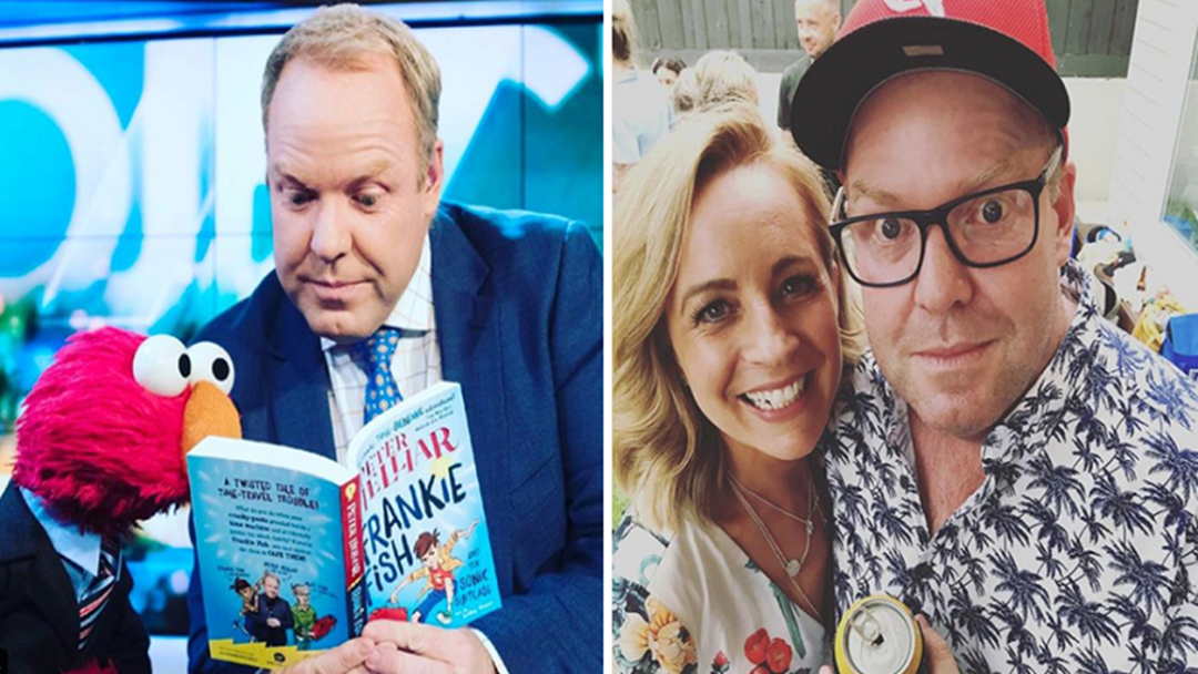 Peter Helliar Is Coming To Townsville, And We're Ready For The LOLs
