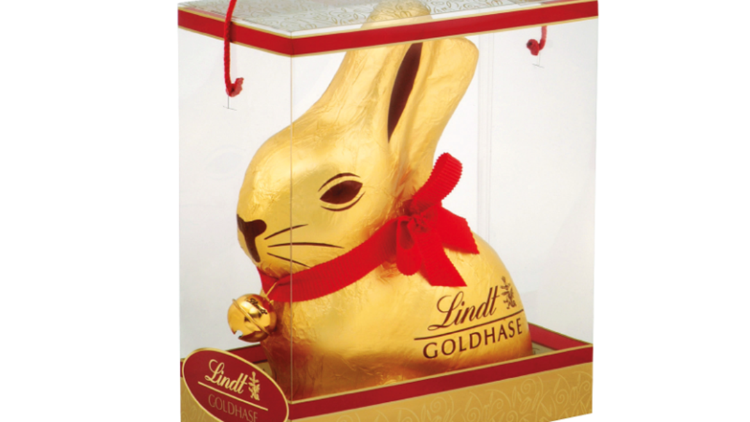 You Can Now Buy A Massive 1KG Lindt Easter Bunny!