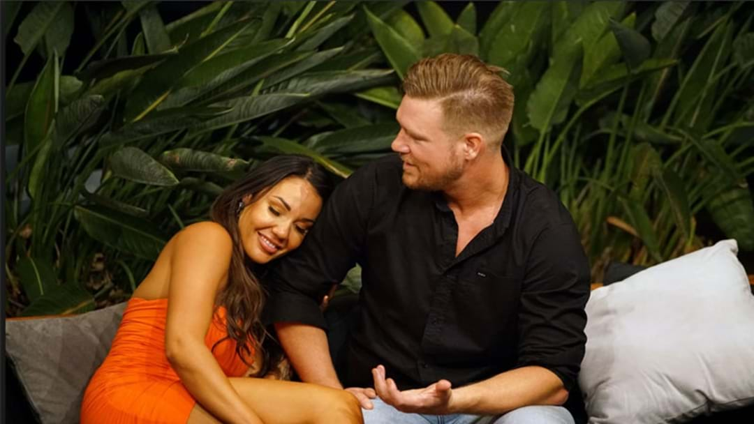 "MAFS' Dean Says Davina Was ""Too Intense"" Trying To Be His Girlfriend"