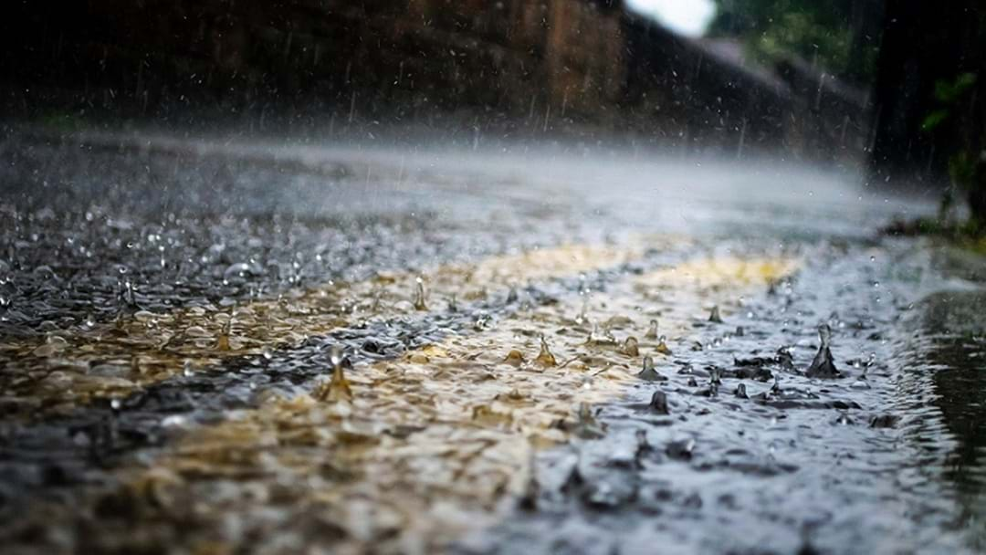 Stay Safe Out There! Wet Weather Warning After Car Crashes