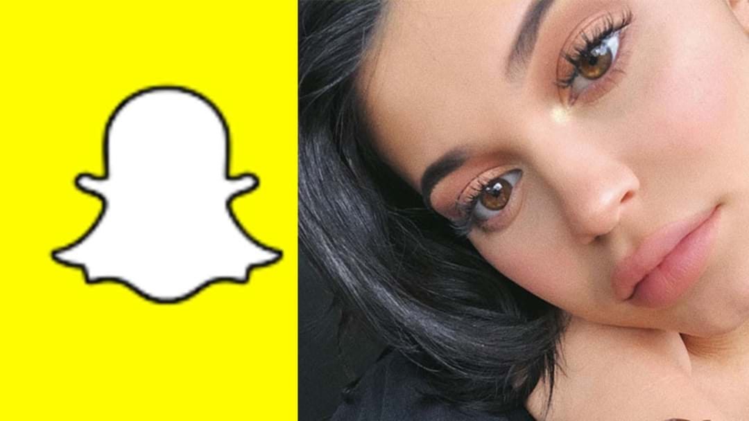 Snapchat Loses A Whopping $1.7 Billion After Kylie Jenner Tweeted That She Doesn't Like The App Much Anymore
