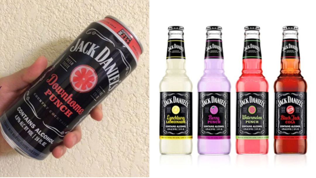 Jack Daniel's New 'Punch' Drinks Will Jazz Up Your Weekend