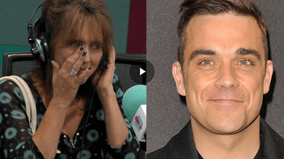 A special Robbie Williams surprise for his biggest fan!
