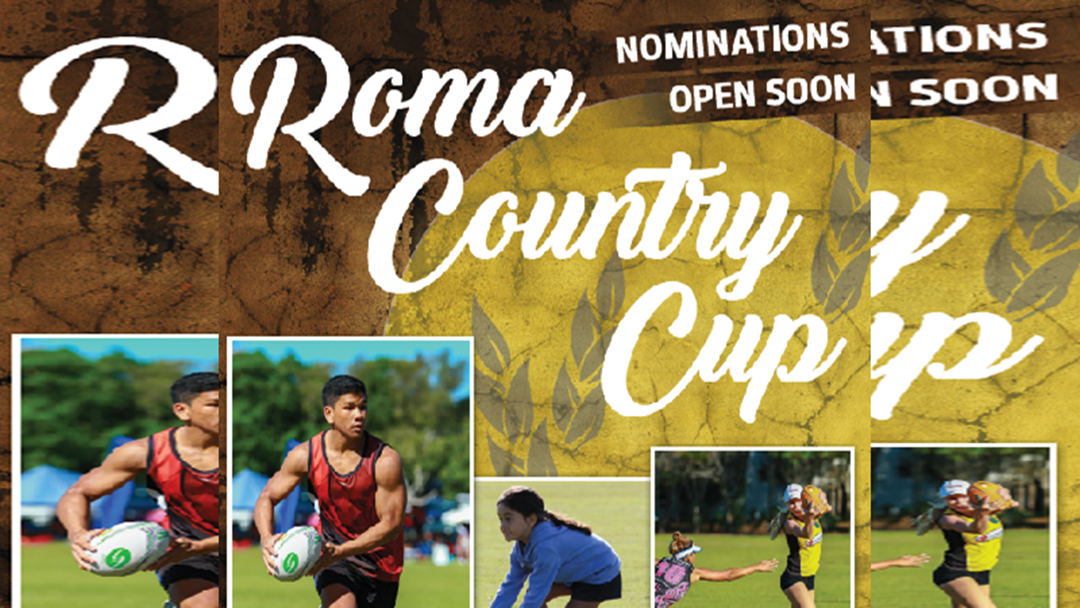 Roma Country Cup Touch Football Carnival