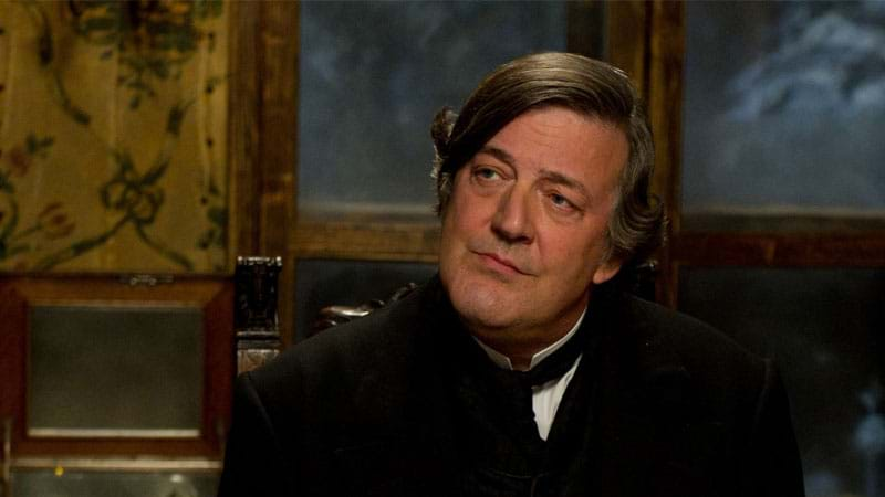 Article heading image for British Actor Stephen Fry Reveals He Is Recovering From Aggressive Prostate Cancer