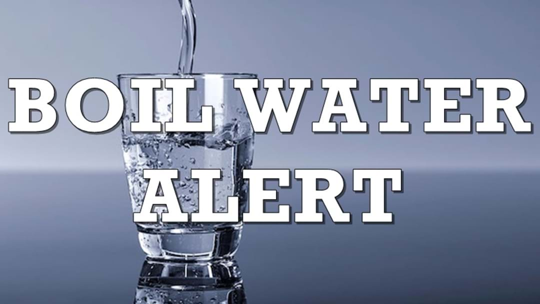 Chinchilla Residents are Being Urged to Boil Tap Water before Drinking