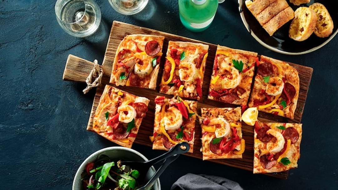 Crust Pizza Reveals New Range Of Healthy Pizzas With Cauliflower Bases!