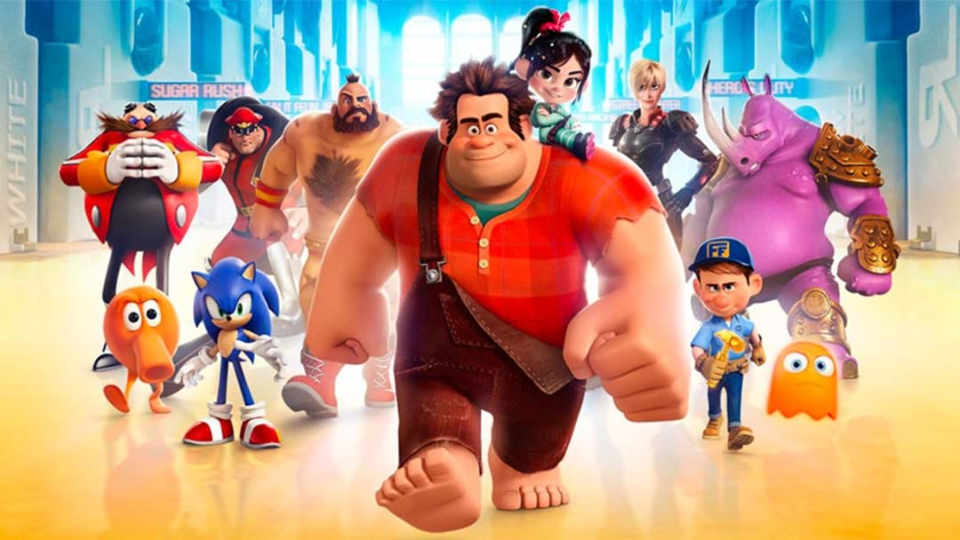 Disney Has Released A New Teaser For Wreck-It Ralph!