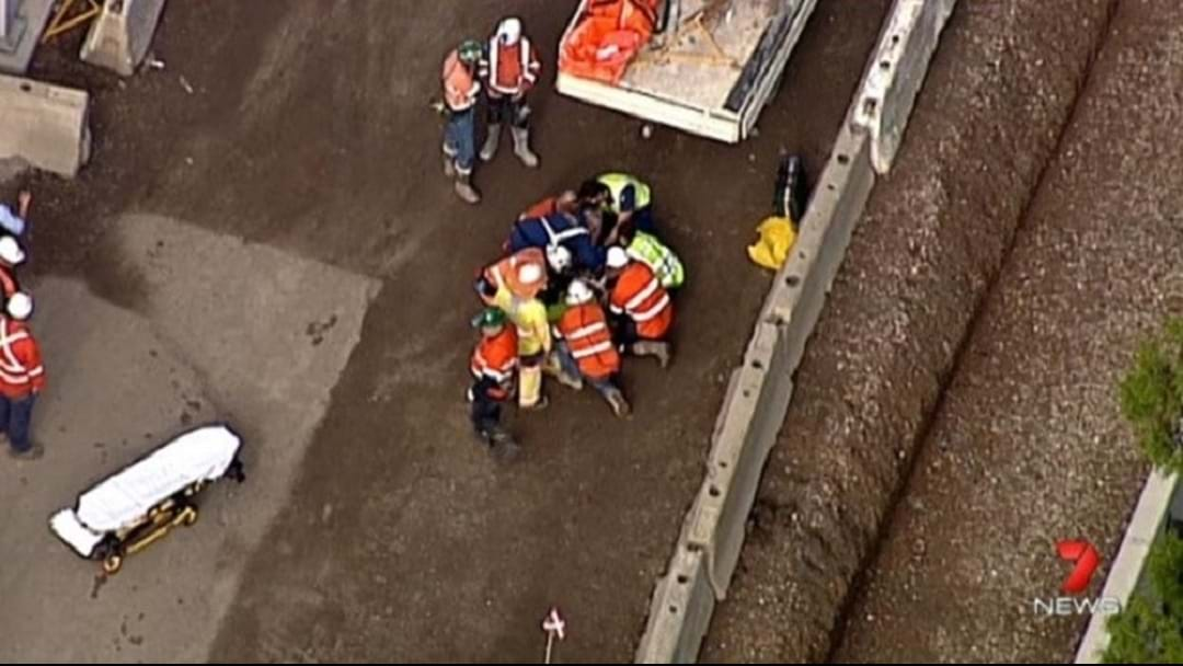 Tradie Injured In West Pennant Hills Workplace Accident