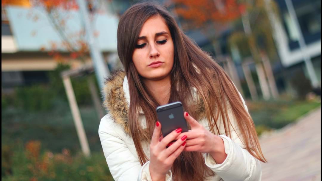 New Research Shows More Than A Quarter Of Teens Have Received A Sext