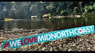 #welove midnorthcoast