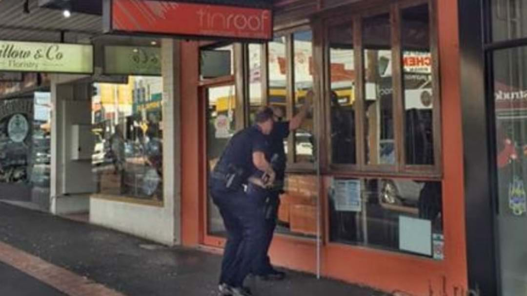 Shots Fired Into Melbourne Restaurant