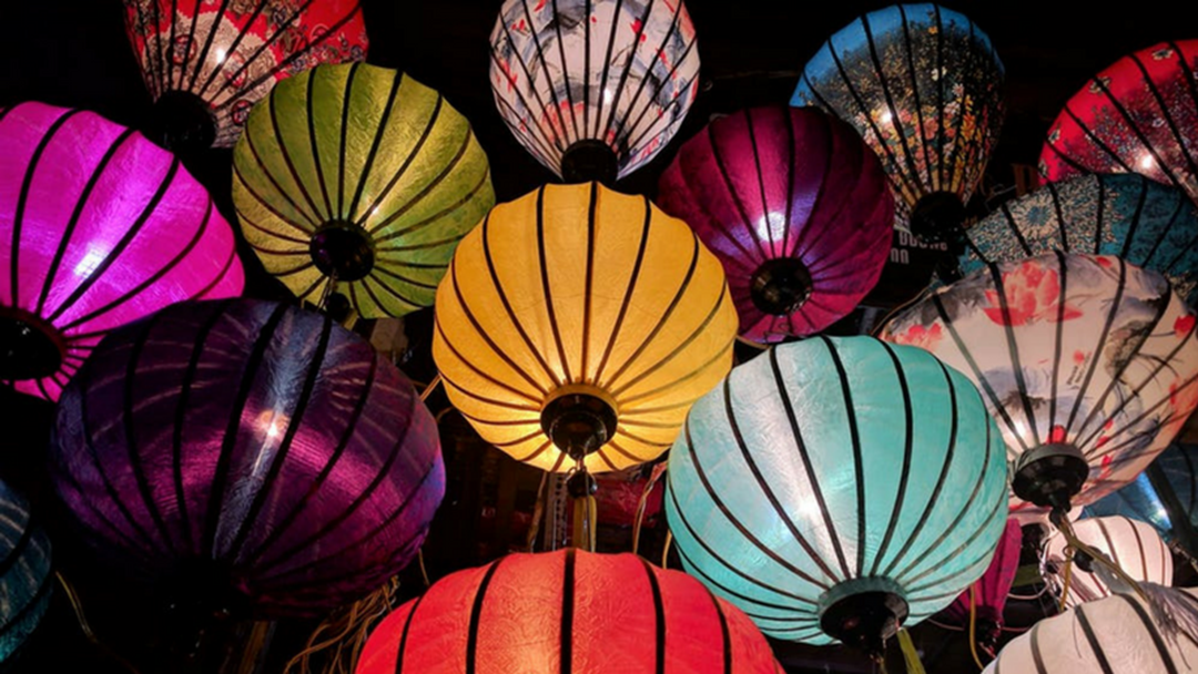 A Spectacular Chinese Lantern Festival Is In Town This Weekend