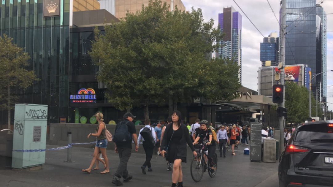 Man Charged With Making Threats To Kill After Crown Casino Evacuation