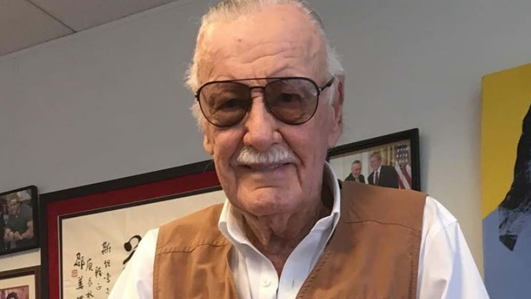Stan Lee Records Message For Fans As He Reveals Pneumonia Battle
