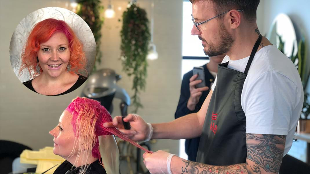 Article heading image for How To Get Sherbet Coloured Hair For Mardi Gras!