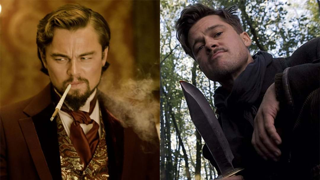 Leonardo DiCaprio & Brad Pitt Are Finally Starring In A Movie Together