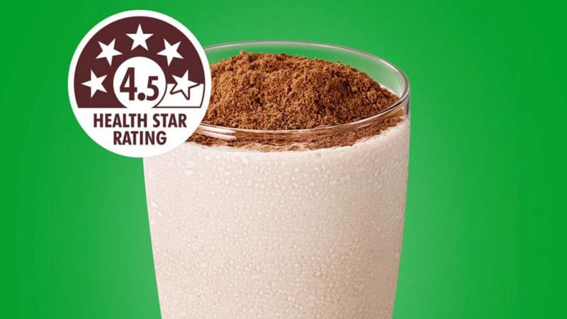 Milo loses its 4.5 star health rating